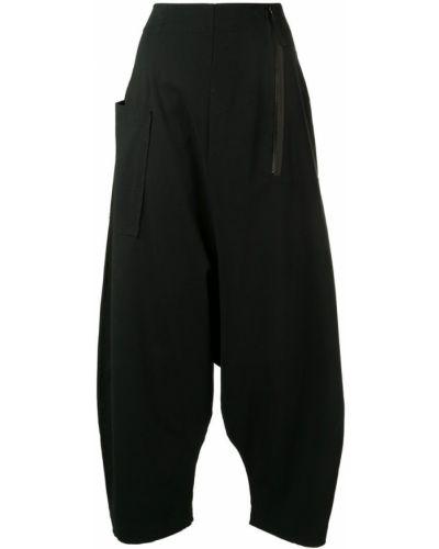 Черные брюки Rundholz Black Label