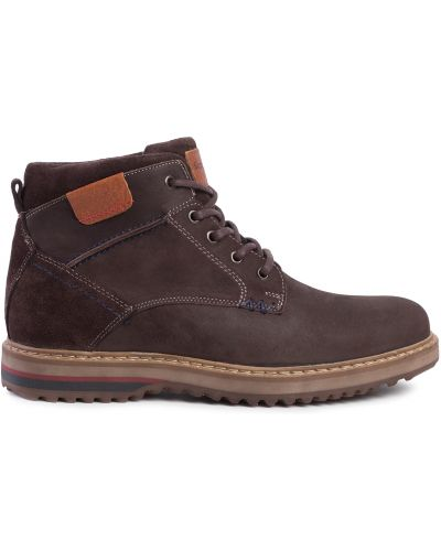 Ботинки - коричневые Sergio Bardi