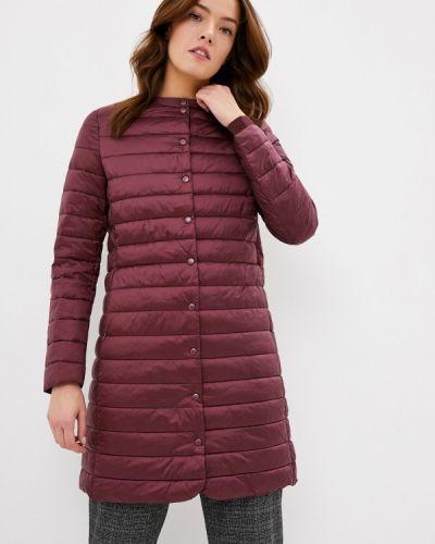 Теплая красная куртка Befree