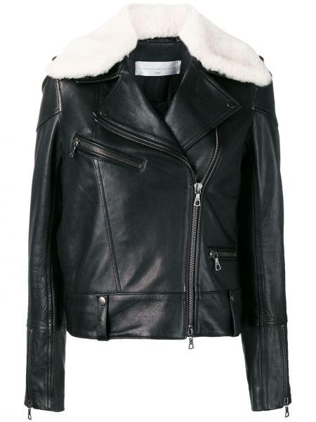 Куртка черная байкерская Victoria, Victoria Beckham