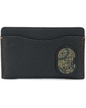 Черный кошелек Coach