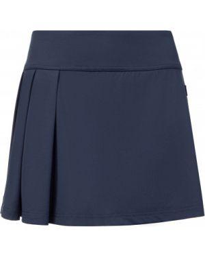 Теннисная юбка - синяя Fila