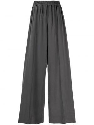 Шелковые брюки - серые Equipment
