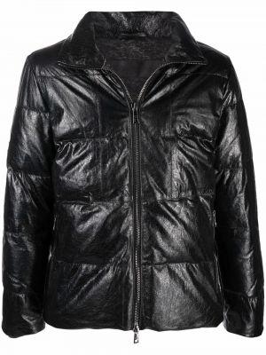 Czarna kurtka bawełniana Giorgio Brato