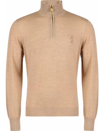 Шерстяной свитер - бежевый Billionaire