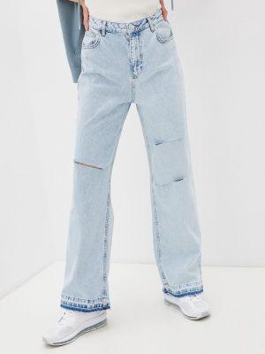 Расклешенные широкие джинсы Defacto