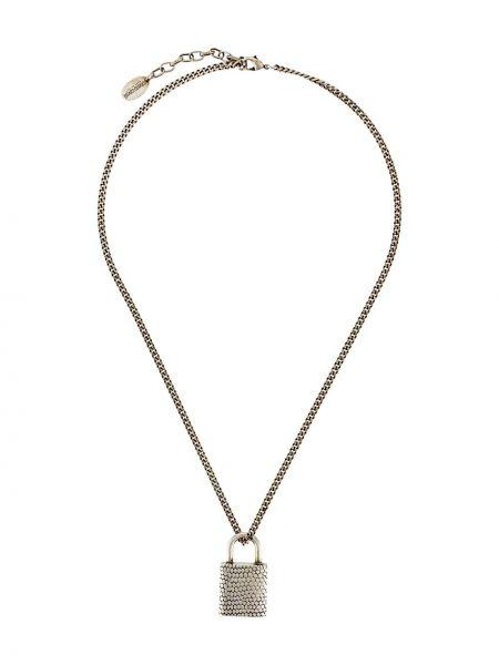 Ожерелье из серебра серебряный Roberto Cavalli