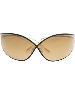 Муслиновые черные солнцезащитные очки Christian Roth