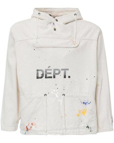 Biała bluza dresowa Gallery Dept.