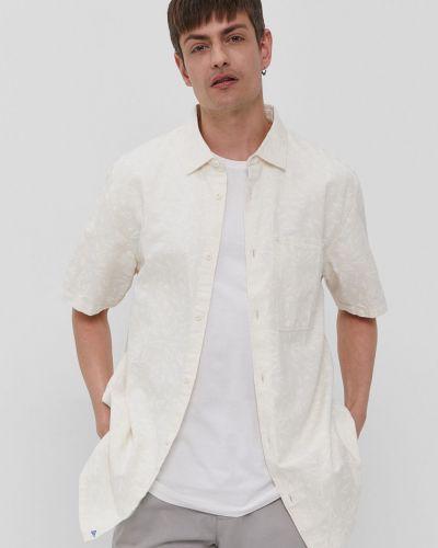 Koszula bawełniana casual zapinane na guziki Vans