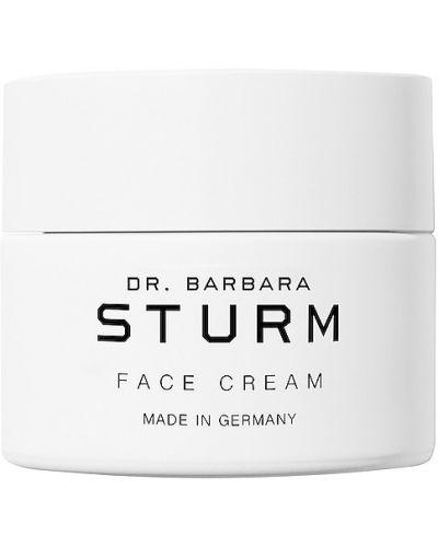Кожаный бежевый крем для лица омолаживающий Dr. Barbara Sturm