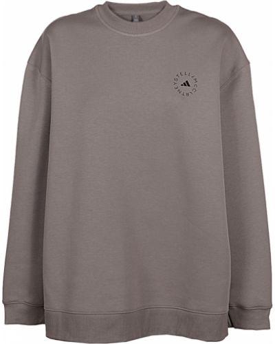 Szara bluza dresowa Adidas By Stella Mccartney