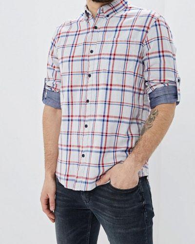 Рубашка с длинным рукавом серая Colin's