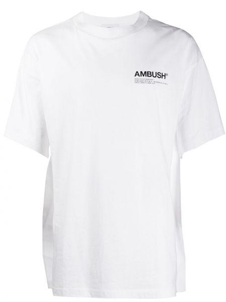 Koszula krótkie z krótkim rękawem prosto bezpłatne cięcie Ambush