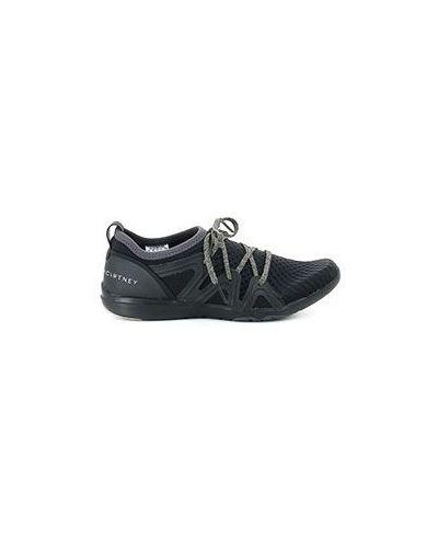 Кроссовки черные Adidas By Stella Mccartney