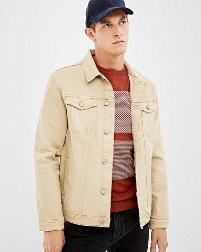 Джинсовая куртка осенняя осенний Springfield