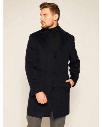 Płaszcz wełniany Roy Robson