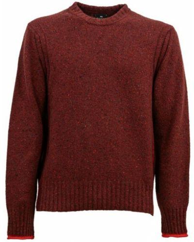Czerwony sweter Paul Smith