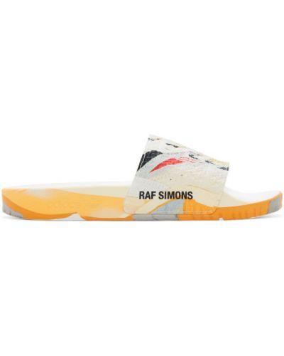 Sandały biały otwarty Raf Simons