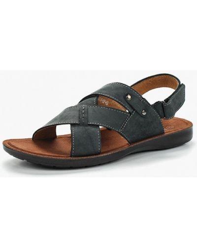Зеленые сандалии Tesoro