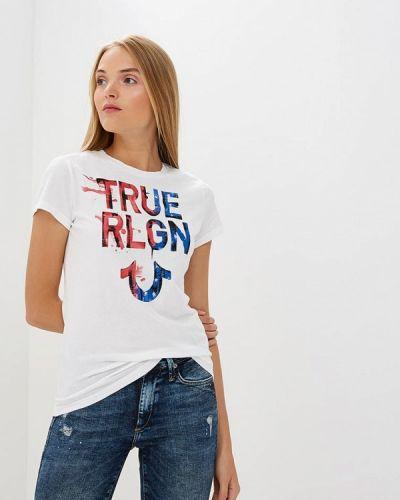 Футболка белая True Religion