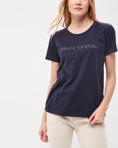Синяя футболка Marc O`polo