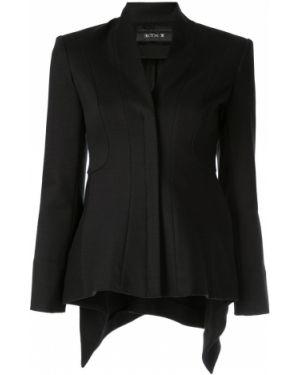 Куртка черная со вставками Kitx