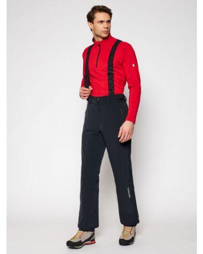 Czarne spodnie Descente