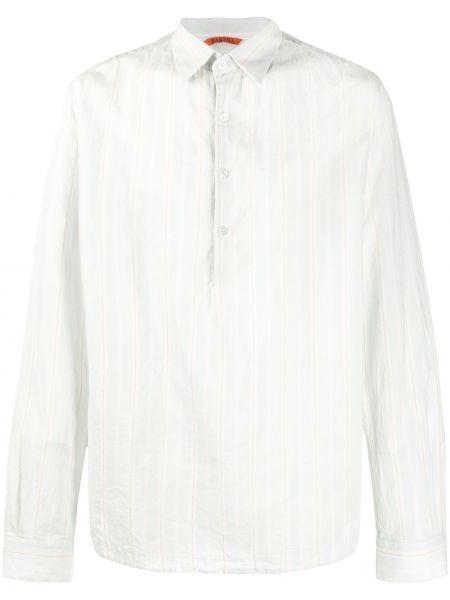 Koszula z długim rękawem klasyczna w paski Barena