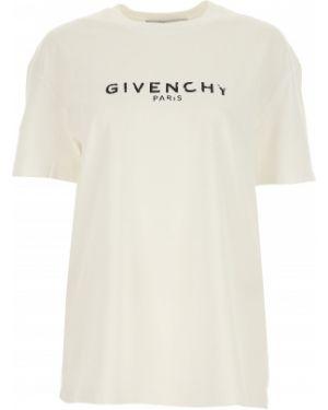Koszulka polo biały Givenchy