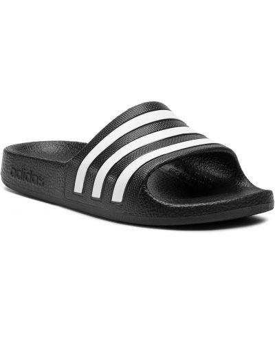Klapki czarny Adidas
