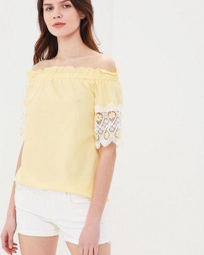 Желтая блузка By Swan