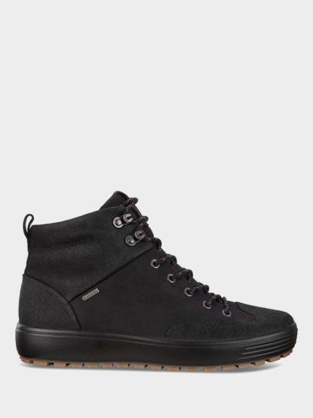 Повседневные ботинки - черные Ecco