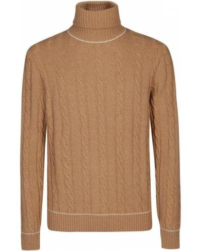 Brązowy sweter Eleventy
