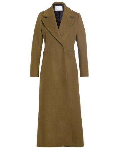 Zielony płaszcz Ivy & Oak
