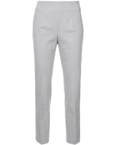 Серые брюки Akris