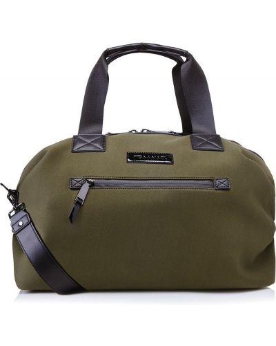 Zielona torebka z nylonu Tiba + Marl