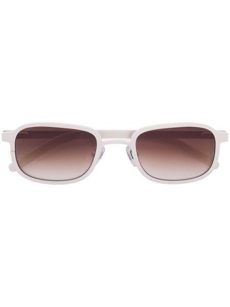Серебряные солнцезащитные очки с завязками Blyszak