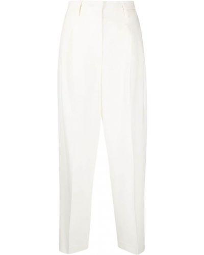 Białe spodnie Remain