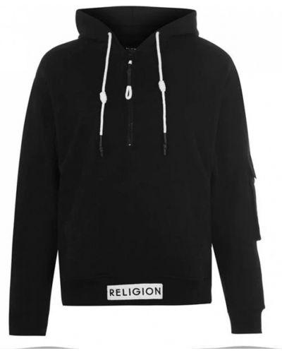 Толстовка - черная Religion