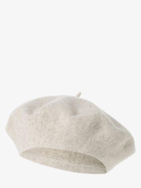 Klasyczna beżowa czapka Loevenich