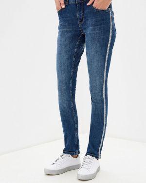 Зауженные джинсы - синие Zabaione