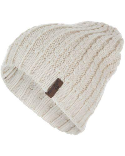 Белая шапка спортивная Ziener