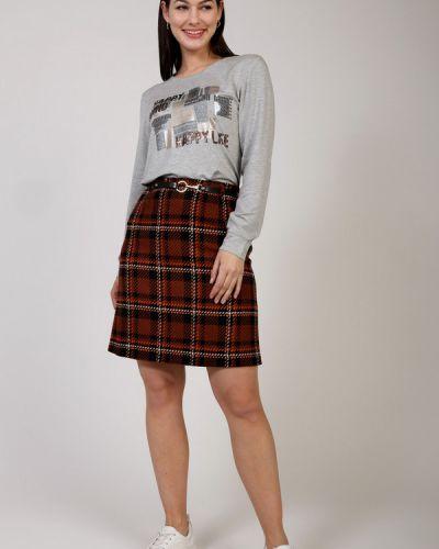 Шерстяная юбка Gardeur