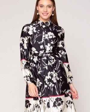 Платье платье-рубашка осеннее Luisa Wang