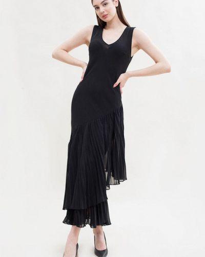Платье - черное Maxa