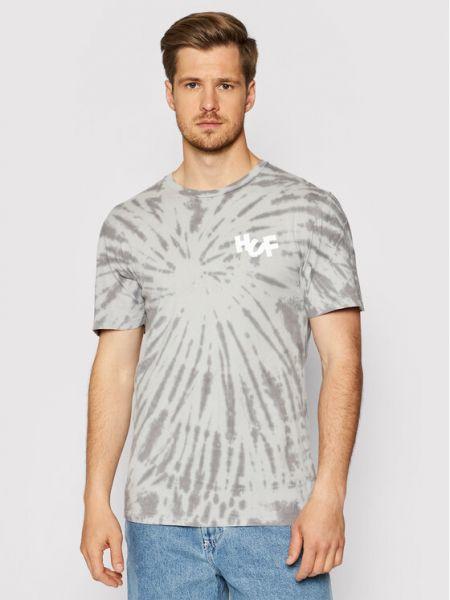 Szary t-shirt Huf