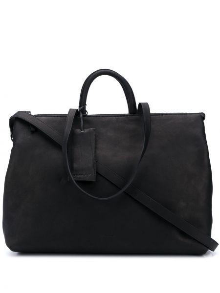 Кожаная сумка шоппер большая Marsèll