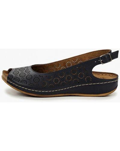 Синие сандалии турецкие T.taccardi