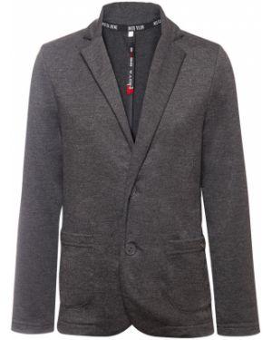 Хлопковый пиджак Nota Bene